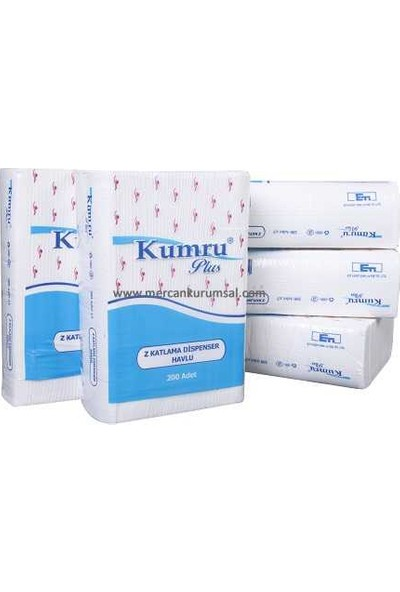 Kumru Plus Dispenser Z Havlu 23 x 23, 5 Cm