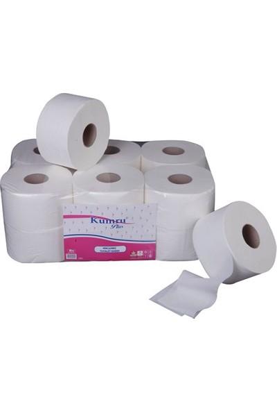Kumru Plus Mini Jumbo Tuvalet Kağıdı