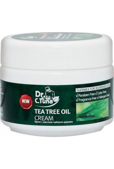 Dr. C. Tuna Çay Ağacı Yağı Kremi (110Ml)