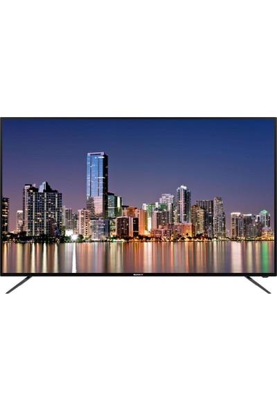 """Sunny 55"""" 140 Ekran Uydu Alıcılı 4K Smart LED TV"""