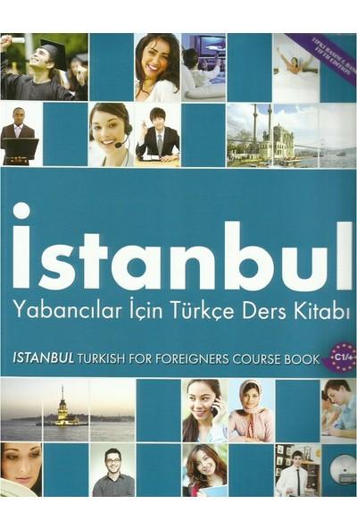 İstanbul Yabancılar İçin Türkçe Ders Kitabı C1/+