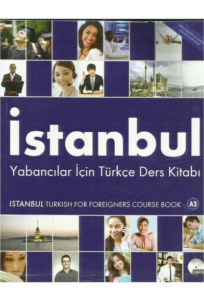 İstanbul Yabancılar İçin Türkçe Ders Kitabı A2