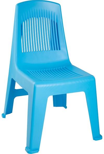 Lüks Çocuk Koltuğu Mavi