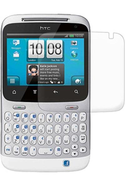 Case 4U HTC Cha Cha Ekran Koruyucu (Parmak izi bırakmaz)*
