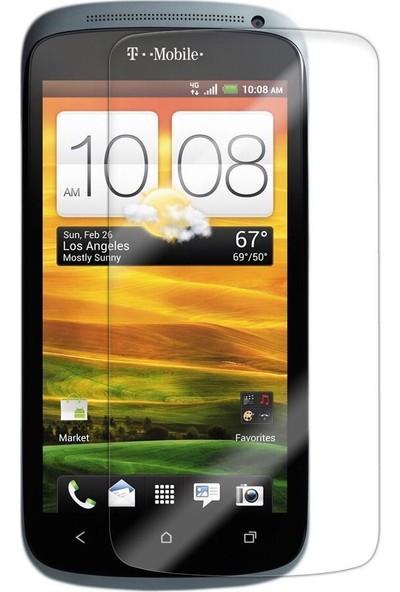 Case 4U HTC One S Ekran Koruyucu ( Parmak izi bırakmaz )*