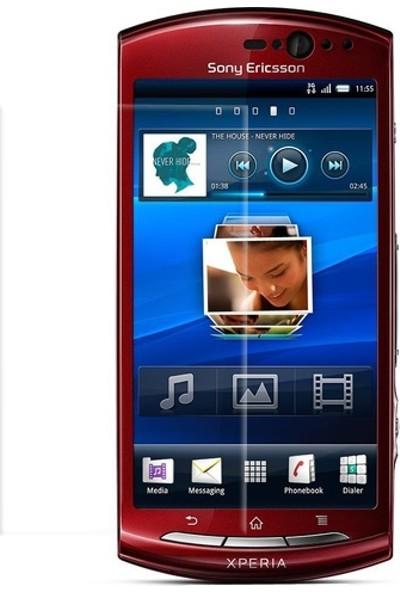Case 4U Sony Ericsson Xperia Neo / Neo V Ekran Koruyucu*