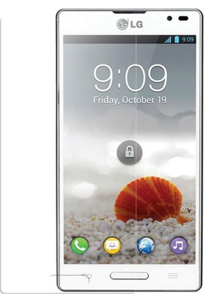 Case 4U LG P760 Optimus L9 Ekran Koruyucu ( Parmak izi bırakmaz )**