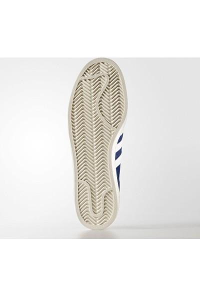 adidas Unisex Günlük Ayakkabı Spor Lacivert Bz0086 Campus