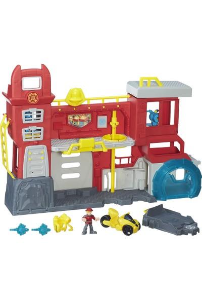 Transformers Rescue Bots Dev İtfaiye Merkezi