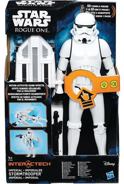 Star Wars Imperial Stormtrooper İnteraktif Dev Figür