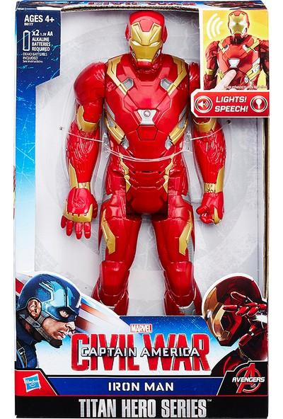 Ca Civil War Tıtan Hero Elektronik Iron Man