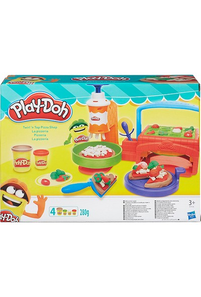 Play-Doh Süper Pizzacı