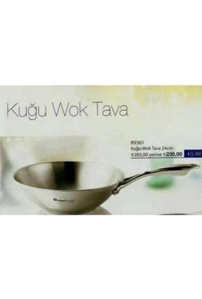 Tupperware Kuğu Wok Tava