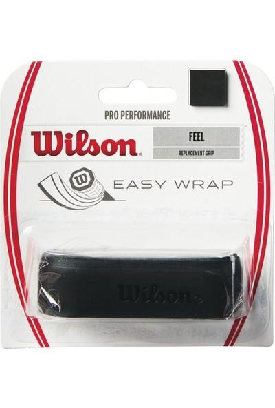 Wilson Siyah Aksesuar Wrz470800 Grip Pro Performance Grip Bk