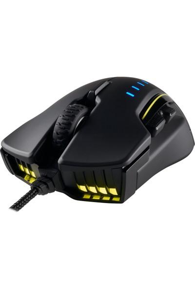 Corsair Gaming Glaive RGB Optik 16000DPI Siyah Oyuncu Mouse (CH-9302011-EU)