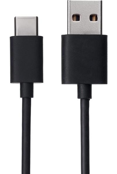 Xiaomi Mi USB Type-C Data/Şarj Kablosu - Xiaomi Mi 5/Mi 5s/Mi 5s Plus/Mi 6/Mi Max 2