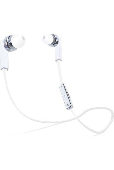 Fineblue Mate8 Bluetooth Kulaklık Beyaz
