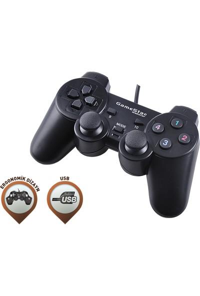 Goldmaster GP-307 Kablolu PC Gamepad