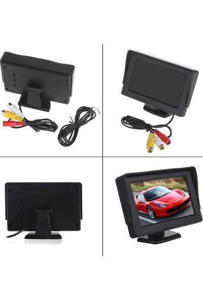 Audiomax 4,3 İnch Araç Monitörü Ekran