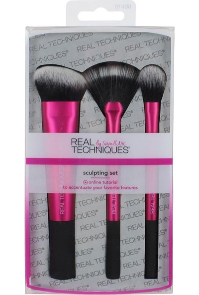 Real Technıques Sculpting Set Makyaj Fırçası