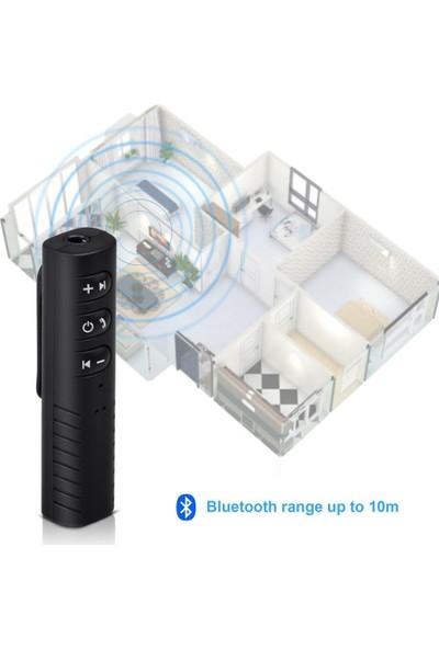 Appa Bluetooth Receıver Adaptör Kulaklık Hoparlör Aux Bluetooth Çevirici