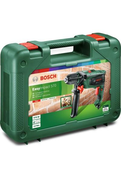 Bosch EasyImpact 570 Darbeli Matkap