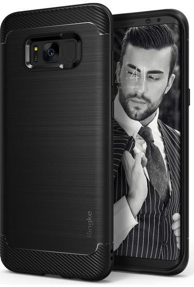 Ringke Onyx Galaxy S8 Kılıf Black - Ultra Extra Darbe Dağıtıcı Tam Koruma