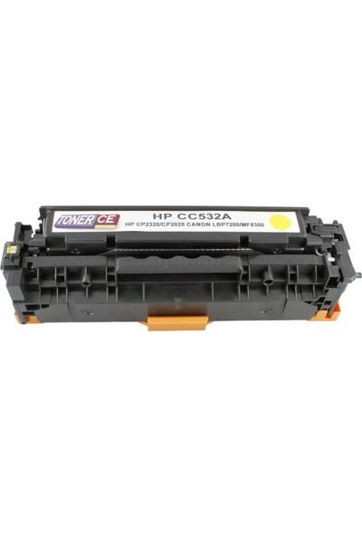 Tonerce Hp 304A Cc532A
