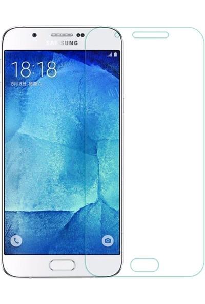 Case 4U Samsung Galaxy A8 2016 Nano Cam / Nano Glass Kırılmaya Dayanıklı Ekran Koruyucu