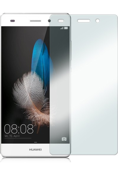Case 4U Huawei P8 Lite Cam Ekran Koruyucu