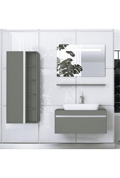 NPlus Camaro 90 cm Banyo Dolabı
