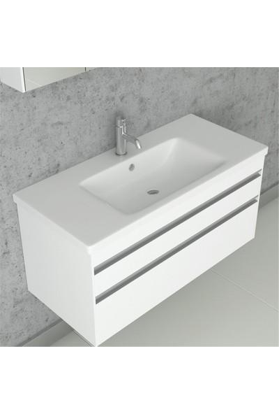NPlus Espero 100 cm Banyo Dolabı