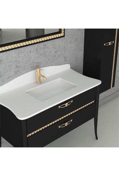 NPlus Maserati 100 cm Banyo Dolabı