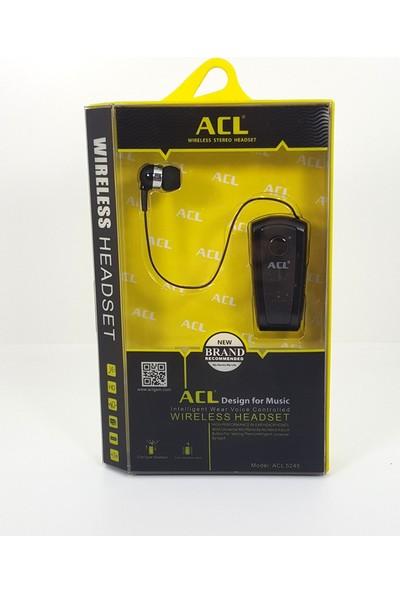 Acl Bluetooth Wireless Kablosuz Kulaklık Acl5245Syh