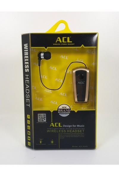 Acl Bluetooth Wireless Kablosuz Kulaklık Acl5245Bkr