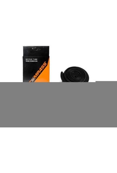 Compass İç Lastik 27.5x1.95-2.25 40mm İğne Sibop Siyah