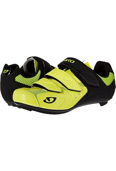 Giro Treble II Yol Ayakkabısı Sarı-Siyah 42