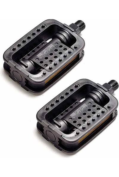 Xerama Pedal SP-300 Plastik İnce Diş Siyah