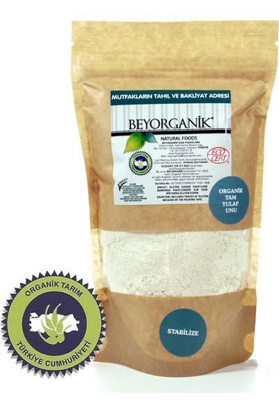 Beyorganik Gıda Organik Taze Çekilmiş Yulaf Unu 350 Gr