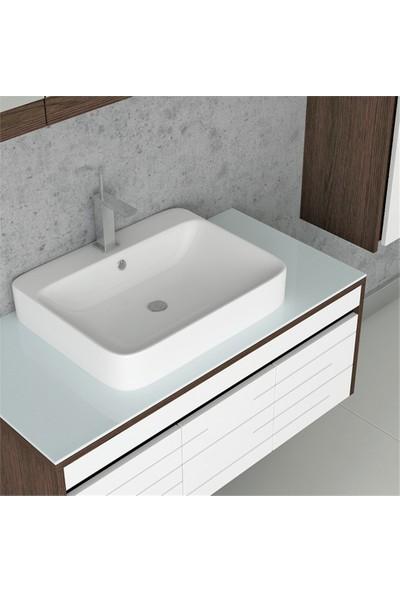 NPlus Nexia 100 cm Banyo Dolabı
