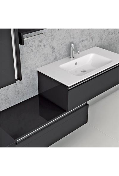 NPlus Toledo 160 cm Banyo Dolabı