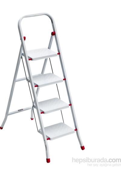 Saraylı Pratik Metal Merdiven 4'Lu