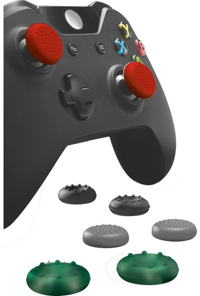 Trust GXT 264 Thumb Grips for Xbox One Controllers (Pack of 8)