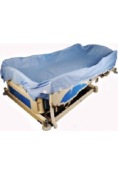 Medixa Tek Kullanımlık Hasta Yıkama Çarşafı