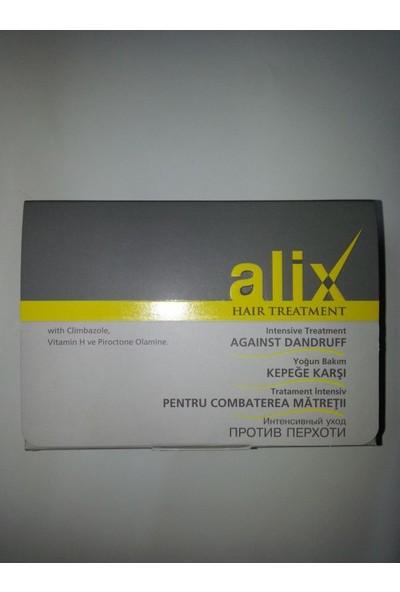 Alix Yoğun Bakım Kepeğe Karşı Ampul 12*10 Ml (Agaınst Dandruff)