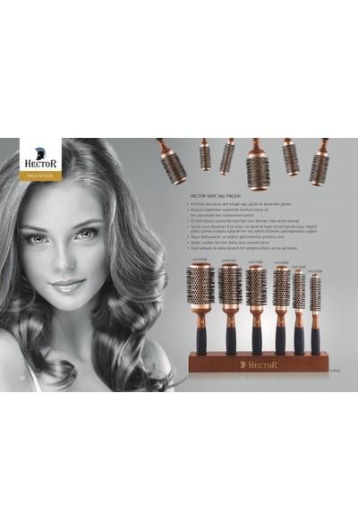 Hector Vent Seramik Saç Fırça Seti 6 Lı