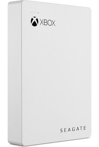 """Seagate Gaming xBox 2.5"""" 4TB USB 3.0 Beyaz Taşınabilir Disk STEA4000407"""