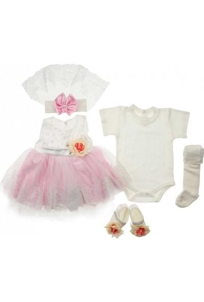 Modakids Kız Bebek Mevlütlük Set 035 - 219560 - 021