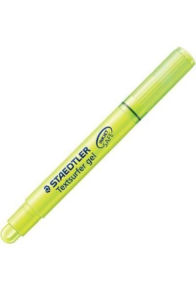 Staedtler Fosforlu Kalem Sarı Jel Tipi Çevirmeli