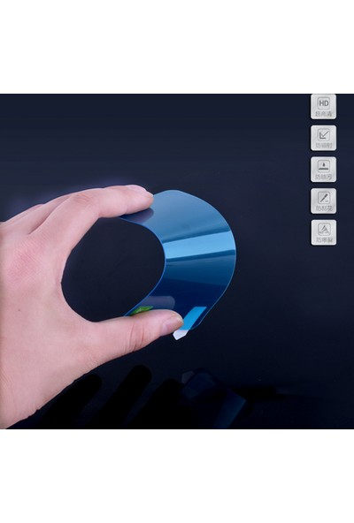 Fujimax Asus Zenfone 3 Nano 330 Derece Bükülen 9H Ekran Koruyucusu